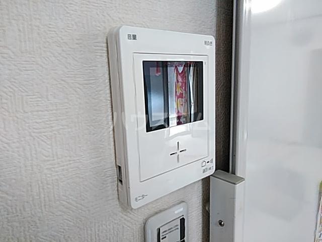 もみの気ハウス 301号室のセキュリティ