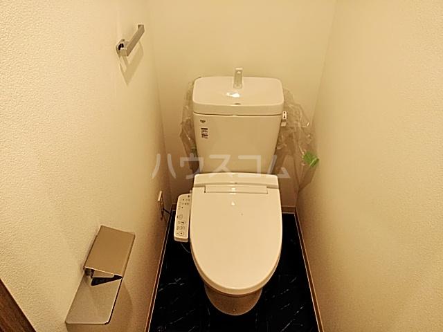 サムティ熱田RESIDENCE 901号室のトイレ