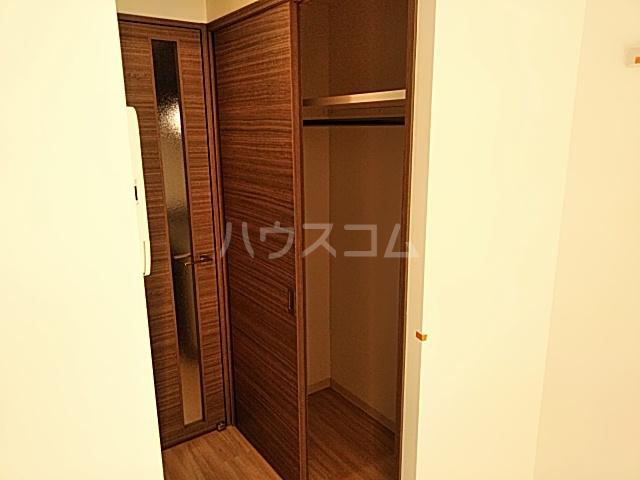 サムティ熱田RESIDENCE 901号室の収納