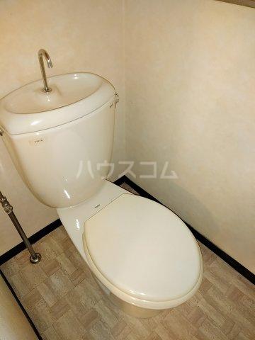 スターマンション 302号室のトイレ