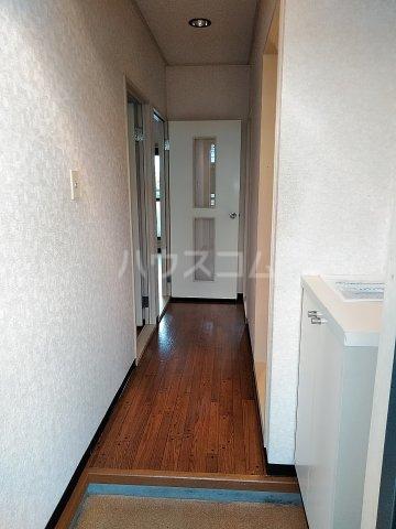 スターマンション 302号室のバルコニー