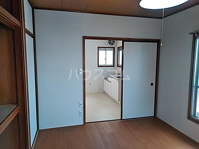 オレンジハウス1 101号室のトイレ