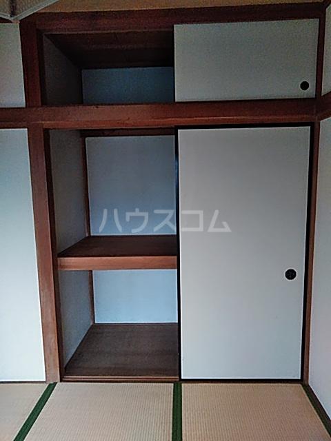 プチメゾンセガサキ 101号室の収納