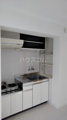 ラパニエールオート 6号室のキッチン