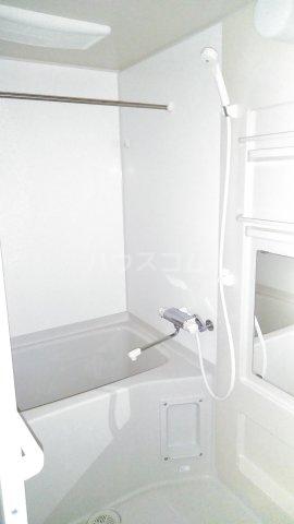 アトラスカーロ北浦和 107号室の風呂