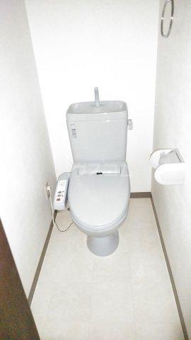 アトラスカーロ北浦和 107号室のトイレ