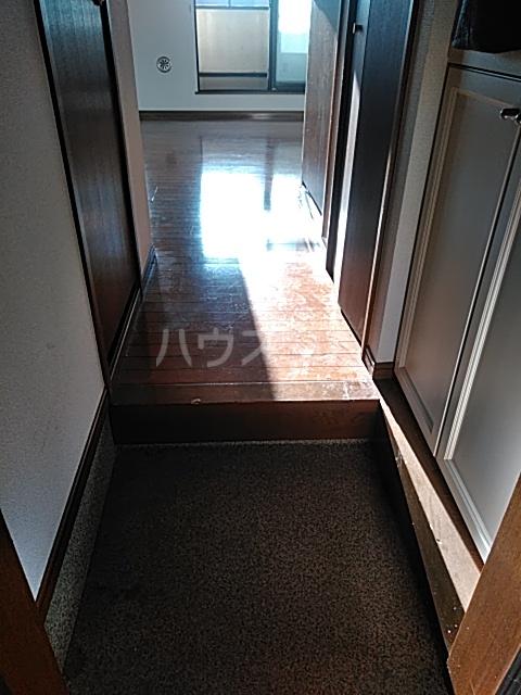 スクウェアガーデン 106号室の玄関