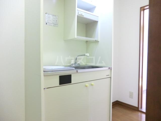 サンビレッジ 104号室のキッチン