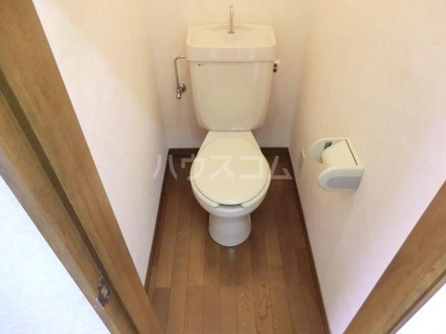 サンビレッジ 104号室のトイレ