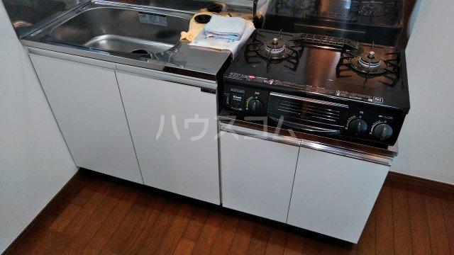 ハイムタカノ 105号室のキッチン