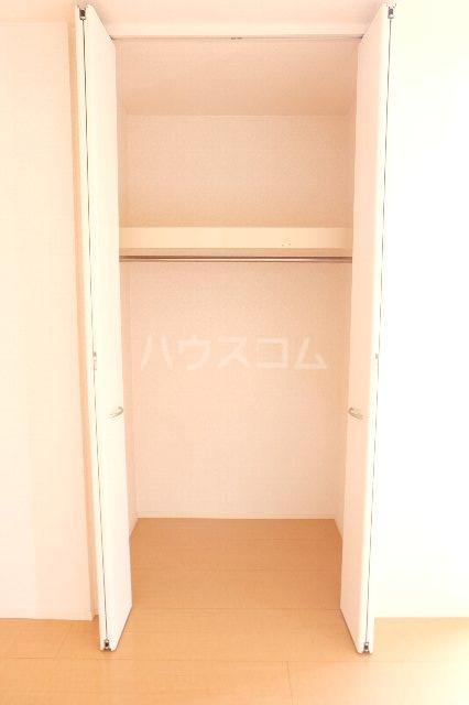 セラ 303号室の収納