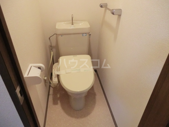 エルスタンザ北浦和 305号室のトイレ