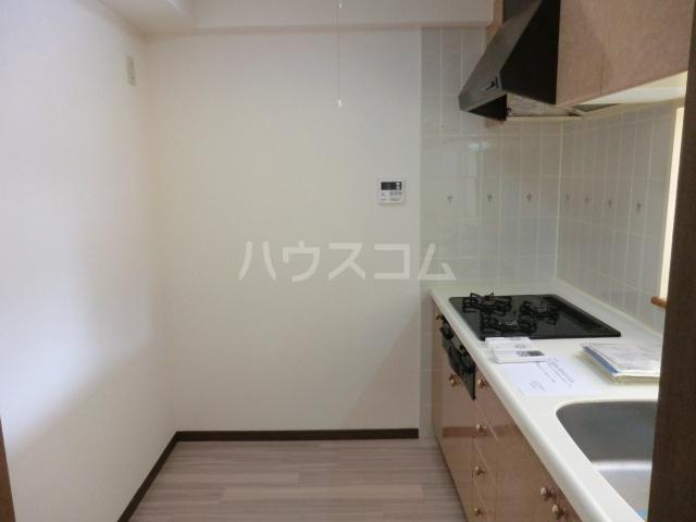 エルスタンザ北浦和 305号室のキッチン