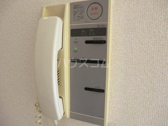 エルスタンザ北浦和 305号室のセキュリティ