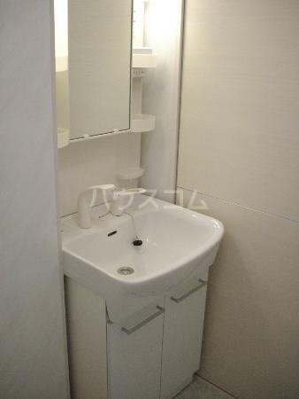 プリムヴェール十一番館 205号室の洗面所