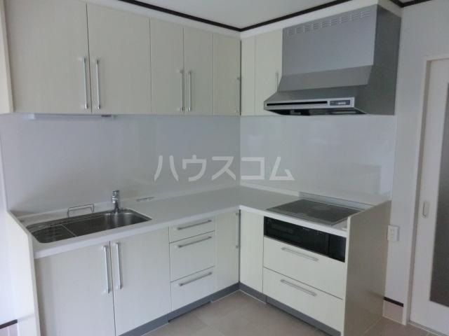 Villa Ocean Court 302号室のキッチン