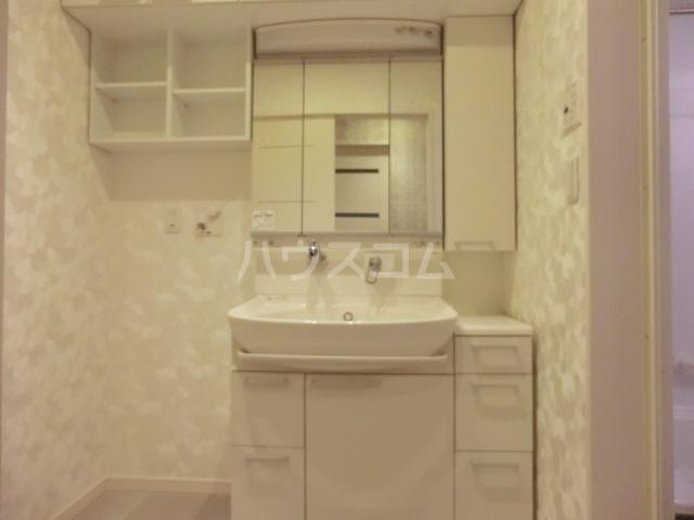Villa Ocean Court 302号室の洗面所