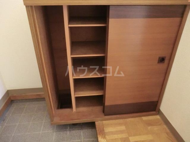ハイツサントピア 207号室の収納