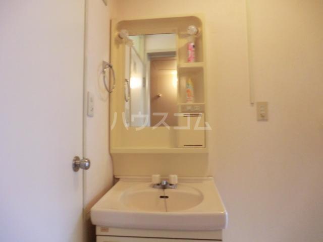 ハイツサントピア 207号室の洗面所