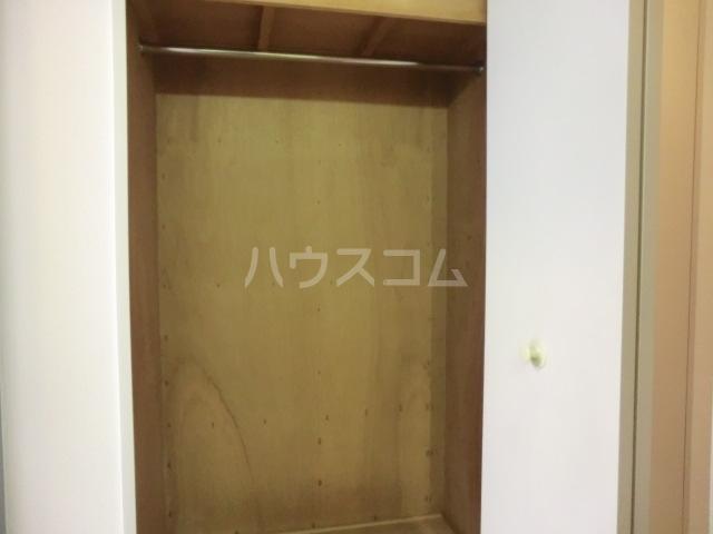 サンセール与野本町 216号室の収納