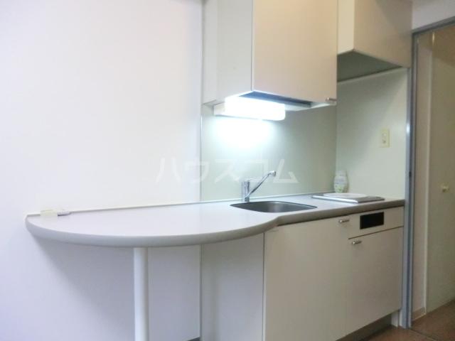 サンセール与野本町 218号室のキッチン