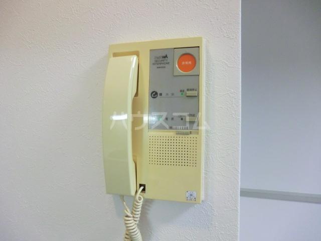 サンセール与野本町 218号室のセキュリティ