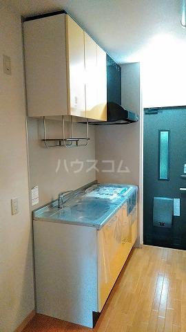 スカイコートⅡ 103号室のキッチン
