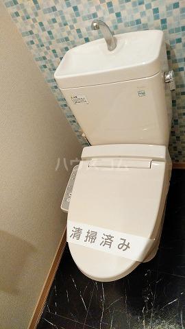 スカイコートⅡ 103号室のトイレ