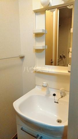 スカイコートⅡ 103号室の洗面所