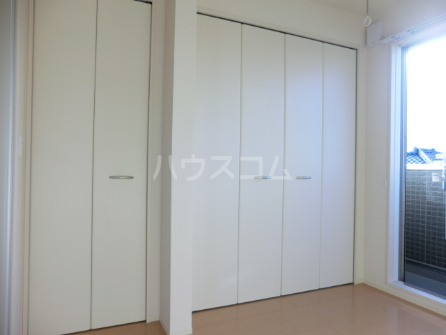 SERIKA 303号室の居室