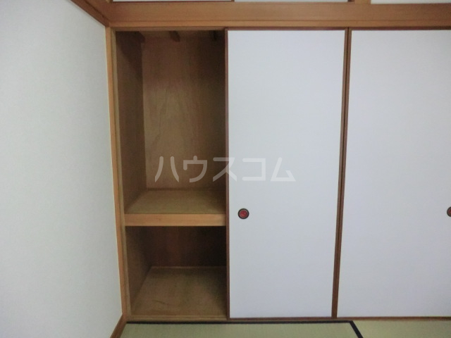 RJR与野 302号室の収納