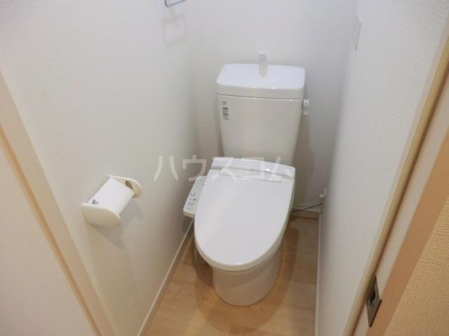上落合SIマンション 103号室のトイレ