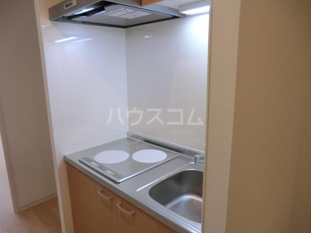上落合SIマンション 103号室のキッチン