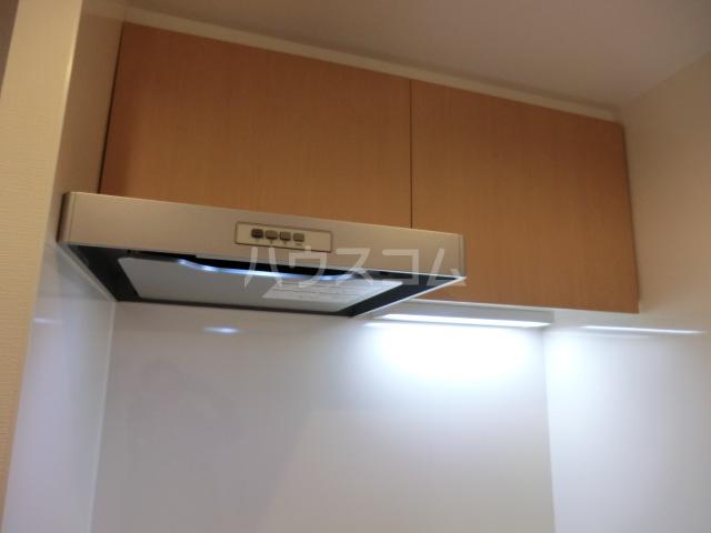 上落合SIマンション 205号室のキッチン