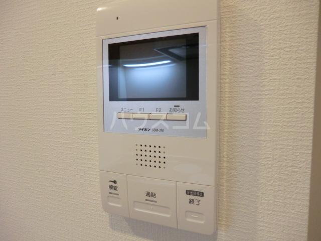 上落合SIマンション 205号室のセキュリティ