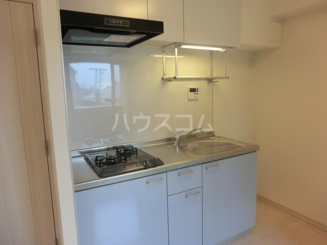 ライフステージ与野 501号室のキッチン