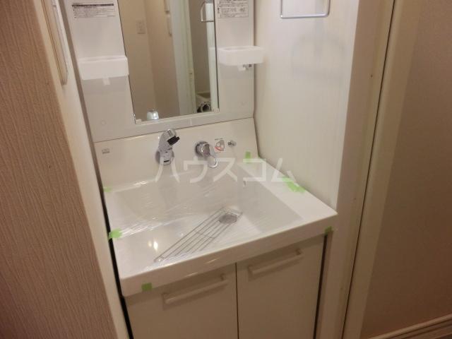 ライフステージ与野 501号室の洗面所