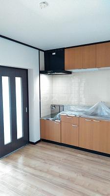 浦和昭和ビル 302号室のキッチン