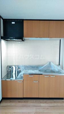 浦和昭和ビル 401号室のキッチン