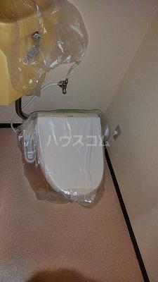 浦和昭和ビル 401号室のトイレ