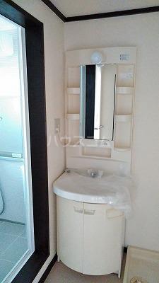 浦和昭和ビル 401号室の洗面所