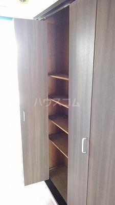 浦和昭和ビル 401号室の収納