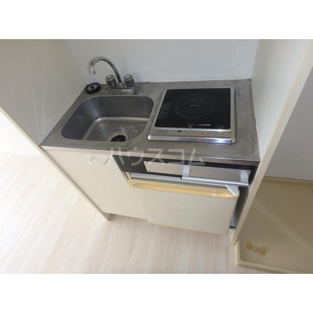 リバーサイド弥生 105号室のキッチン