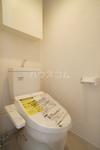 リブリ・南与野 205号室のトイレ