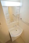 リブリ・南与野 205号室の洗面所