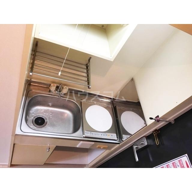 レオパレス北与野第1 203号室のキッチン