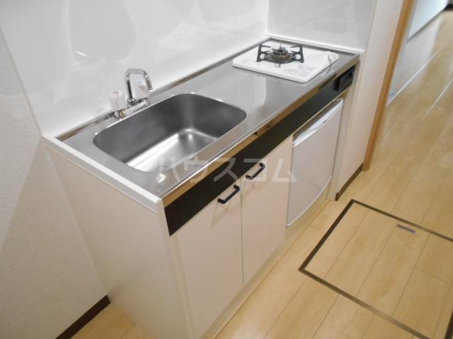 グランメール与野 201号室のキッチン