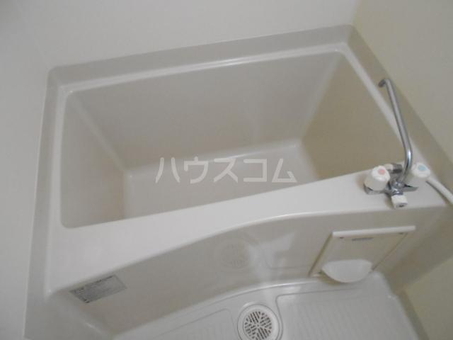 グランメール与野 201号室の風呂