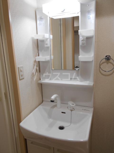 グランメール与野 201号室の洗面所