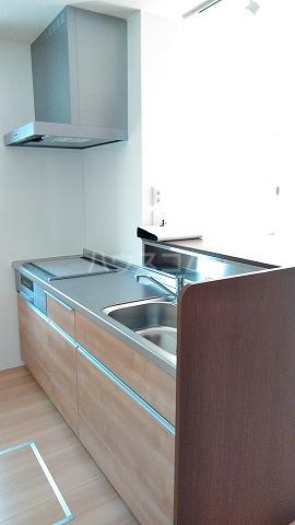 プレジオⅡ 201号室のキッチン